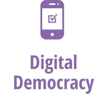 Icon Digital Democracy